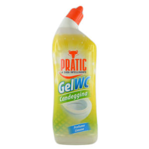 Pratic Gel Wc Candeggina