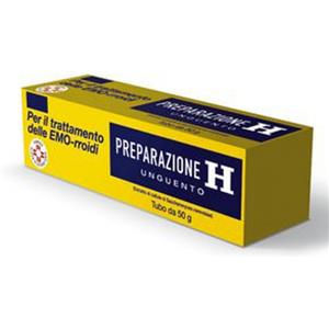 Pfizer Preparazione H Unguento 1,08% 50g