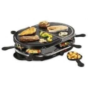 Princess 162250 Classic Stone, Raclette & Grill Set