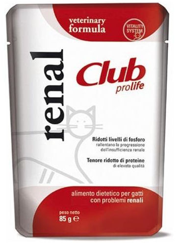 Prolife Gatto Renal Veterinary Formula - umido 85g