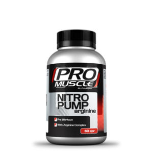 ProMuscle Nitro Pump 60compresse