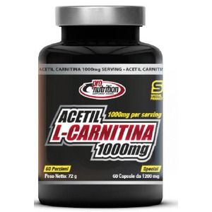 Pronutrition Acetil L-Carnitina