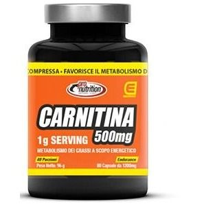 Pronutrition Carnitina 500