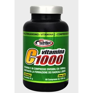 Pronutrition Vitamina C 1000