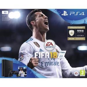 Sony PlayStation 4 + FIFA 18
