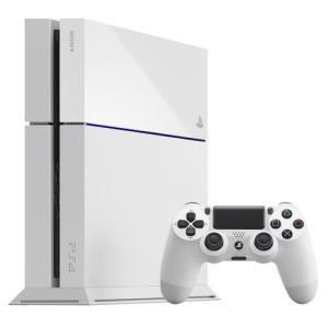 Sony PlayStation 4 (500 GB) Glacier White