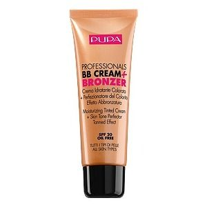 Pupa Professional BB Cream + Bronzer