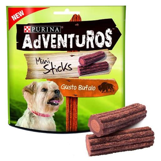 Purina Adventuros Mini Sticks (Bufalo)