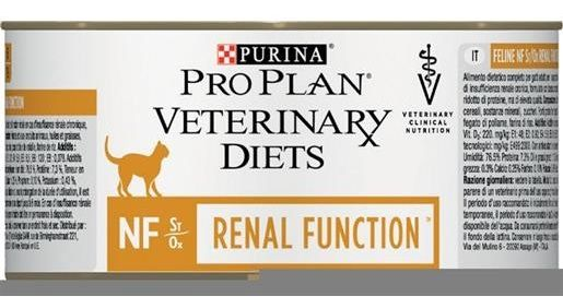 Purina Pro Plan Veterinary Diets Gatto NF Renal Function ST/OX - umido 85g