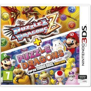 Nintendo Puzzle & Dragons Z + Super Mario Bros. Edition