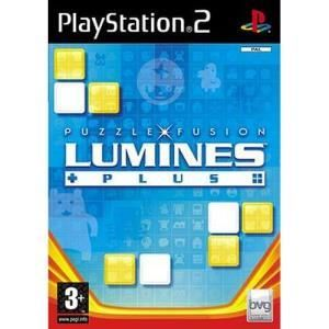 Buena Vista Games Puzzle Fusion Lumines Plus