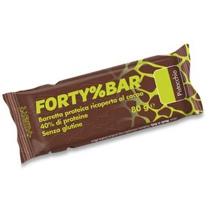 +Watt Forty% Bar 80g