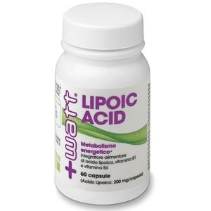+Watt Lipoic Acid