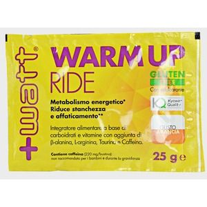 +Watt Warm Up Ride