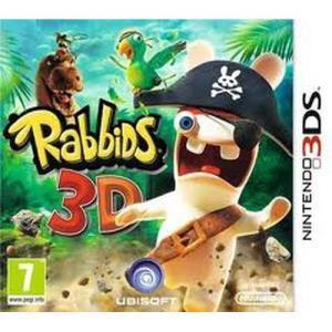 Ubisoft Rabbids 3D