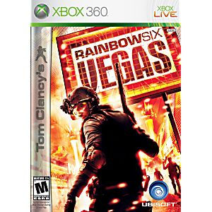 Ubisoft Entertainment Rainbow Six Vegas