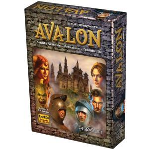 Raven The Resistance Avalon
