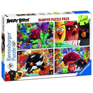 Ravensburger Angry Birds Bumper Pack