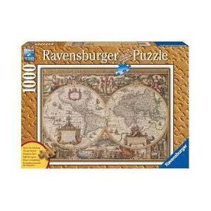 Ravensburger antico mappamondo 1000pz