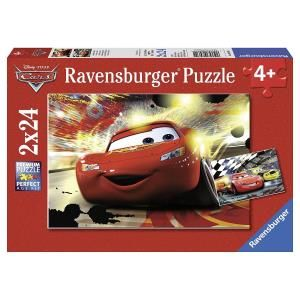 Ravensburger Cars 2x24pz