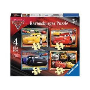 Ravensburger Cars 3 4In a Box