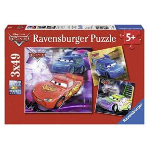 Ravensburger Cars 3x49pz