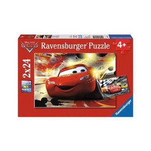 Ravensburger Cars: in scena