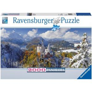 Ravensburger Castello di Neuschwanstein