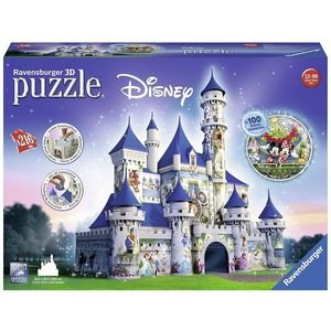 Ravensburger Castello disney 3D