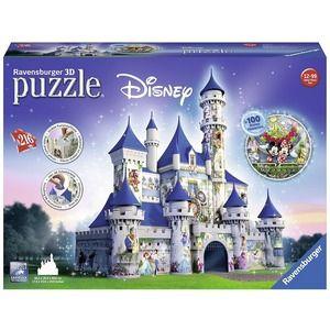 Ravensburger Castello Disney 3D