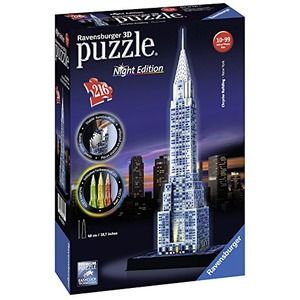 Ravensburger Chrysler Building Night Edition 3D