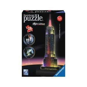 Ravensburger Empire State Building Night Edition 3D