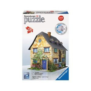 Ravensburger English cottage 3D