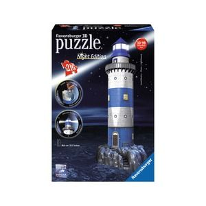 Ravensburger Faro Night Edition 3D