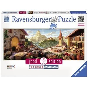 Ravensburger Food Edition Specialità ad alta quota