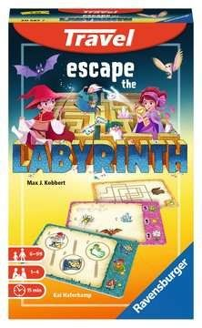 Ravensburger Gioco Labirinto Travel