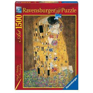 Ravensburger Klimt Il bacio