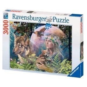 Ravensburger la fanciulla e il lupo