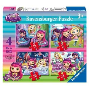 Ravensburger Little Charmers 4 in a box