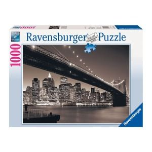 Ravensburger Manhattan e il ponte di Brooklyn 1000 pz