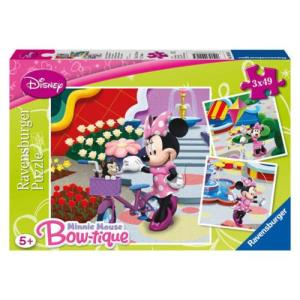 Ravensburger Minnie Mouse 3x49