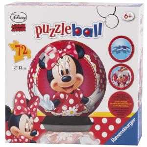Ravensburger Minnie Mouse Puzzleball 72pz