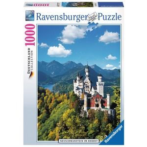 Ravensburger Neuschwanstein in autunno 1000pz