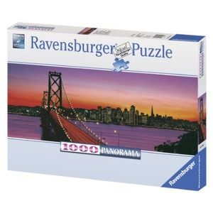 Ravensburger Panorama: San Francisco1000 pz