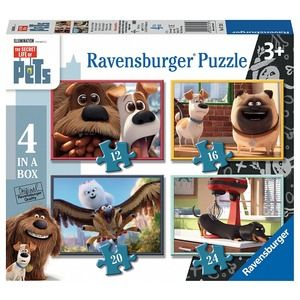 Ravensburger Pets 4 in a box
