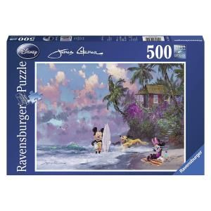 Ravensburger Romantic Disney Mickey Surf
