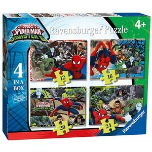 Ravensburger Spiderman 4 in a box