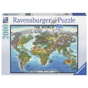 Ravensburger the world 2000pz
