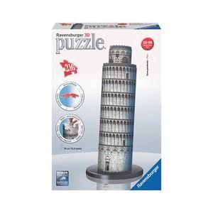 Ravensburger Torre di Pisa 3D