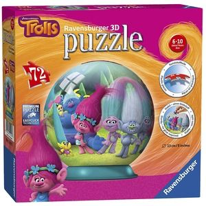 Ravensburger Trolls 3D Ball